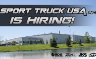 Sport Truck USA Job Fairs: April 26th and May 3rd