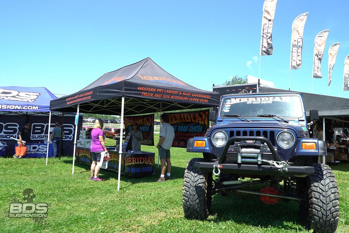 Bds Goes To Bantam Jeep Fest Bds