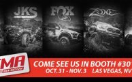 We'll see you at the SEMA Show 2017