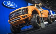 Power Auto Media Stops By Ford Booth for SD126