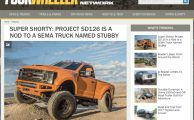 Project SD126 Featured in FourWheeler