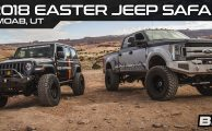 BDS Hits the Trails for Easter Jeep Safari 2018