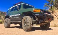 BDS's take on their new Milestar Patagonia M/T
