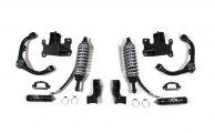BDS New Product Announcement #317: BDS Coilover Upgrade Kits for '01-10 Chevy/GMC 2500HD