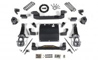 "BDS New Product Announcement #318: 4"" Lift Systems for Colorado ZR2"