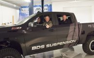 State Congressman, Tim Walberg, visits BDS Suspension