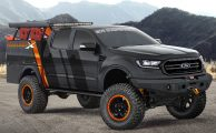 BDS's SEMA Build Announced: Project Ranger X