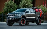 2019 Ford Ranger Featured at SEMA