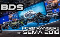 Ranger Builds of SEMA 2018