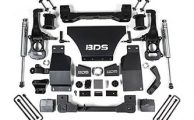 BDS New Product Announcement #324: 2019 Chevy/GMC 1500 Lift Kits