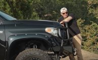 Kevin Costner's BDS equipped Toyota Tundra