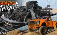 SD126 Tribute - Remembering BDS's Orange F250