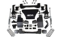 BDS New Product Announcement #340: 2019 Chevy/GMC 1500 Trail Boss/AT4 Lift Kits