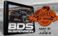 BDS Suspension at Silver Lake Jeep Invasion 2019