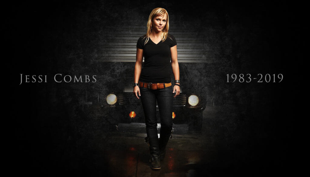 Tribute To Jessi Combs Bds