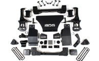 BDS New Product Announcement #347: BDS Lift Kits for the 2020 Chevy/GMC 1500 Trucks