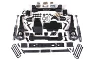 """BDS New Product Announcement #355: 6"""" IFS Lift Systems for the 2019 Ford Ranger 4WD"""