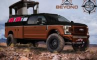 BDS's 2020 Super Duty SEMA Build Rendering Revealed