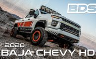 Vehicle Feature: Ernie's 2020 Baja HD