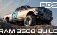 Vehicle Feature: BDS 2019 RAM 3500