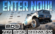 Call for Submissions: March Badassness Tournament