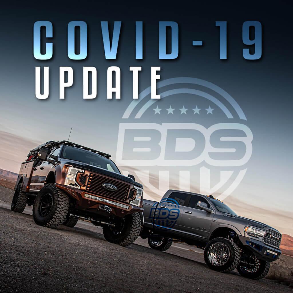 COVID BDS